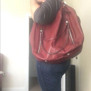 Handbags - Gorgeous Italian Leather Bag, extra large.